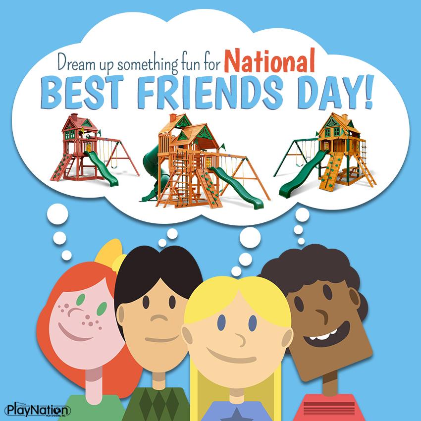 PlayNation Best Friends Day promo