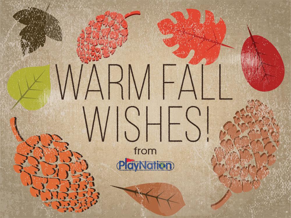 PlayNation Fall Promo