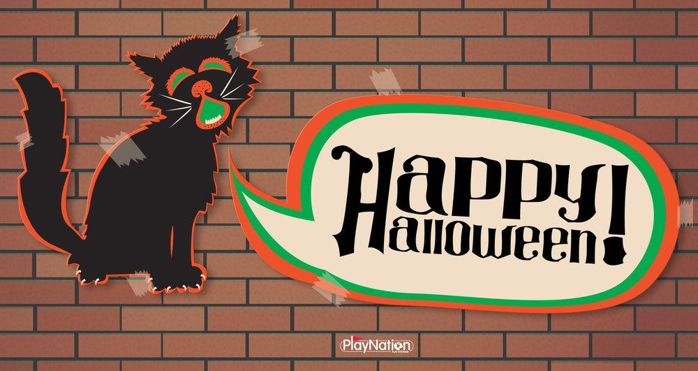 PlayNation Halloween Promo