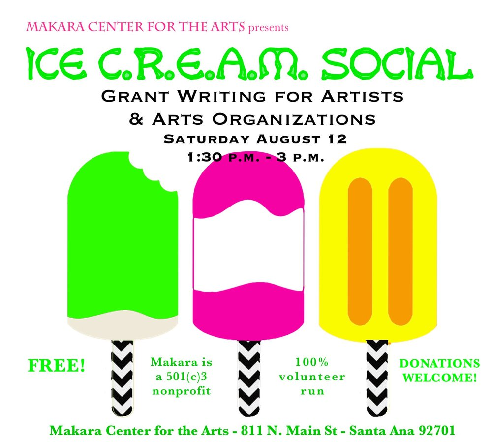 makara_Santa Ana_artists_writers_events