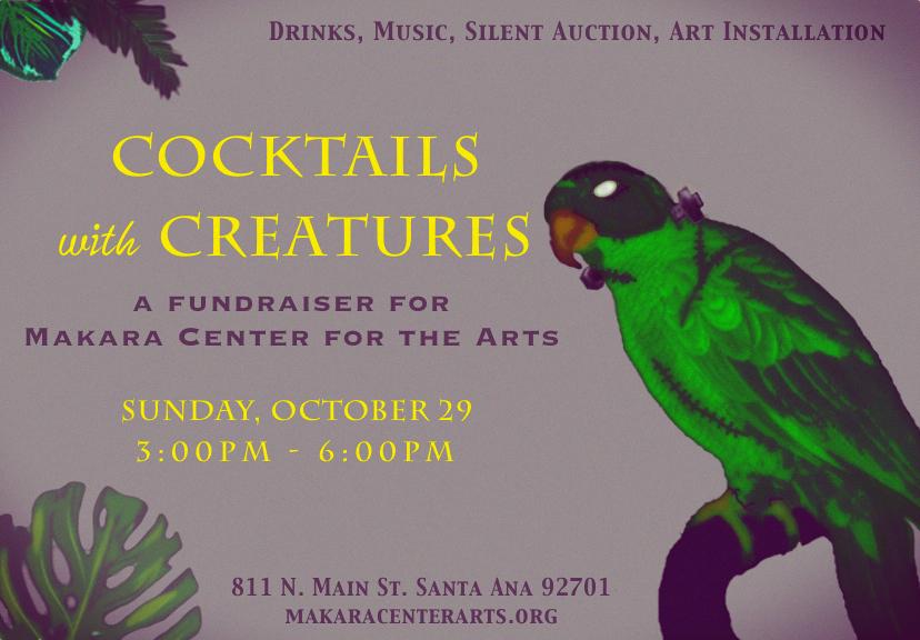 CocktailsCreatures_Makara_Santa Ana