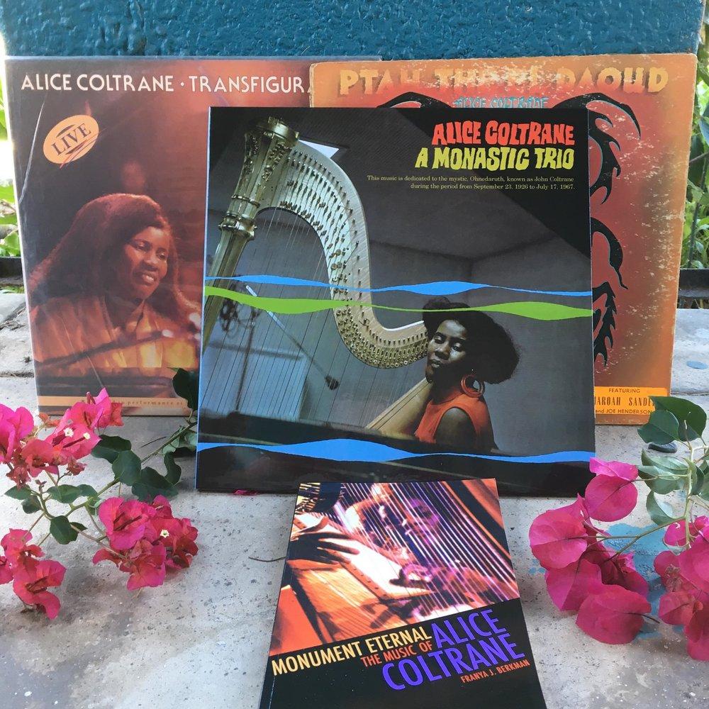 Alice Coltrane_Makara_Santa Ana