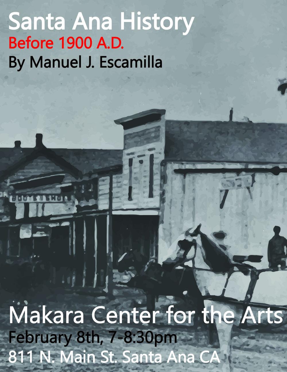 Santa Ana_History_Makara