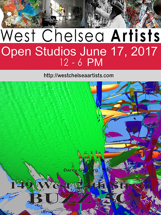 West Cheslea Open Studios Poster June 2017.jpg
