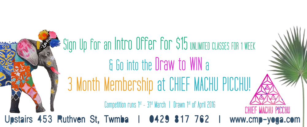 Congratulations to Emily B for Winning the March Competition to WIN a 3 Month Membership at CMP!