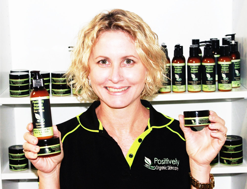 Ditch the Chemicals    Julie   Boundy    Positively Organic Skincare   Now I'm not some hippy that thinks we all need to live out in the scrub in a shack as an experiment to see who can survive, although some days that seems rather tempting.  I do think that we need to ask the question… Why do people continue to freely poison themselves?    I see it all the time, people pushing trolleys brimming with toxic chemicals. Pre-packaged food that is full of preservatives, chemical filled cleaning products, so called 'fresh' fruit and veges coated in pesticides, chemical filled personal care products, meat that has a chemical added to give it that 'red' look. Australia imports millions of products from overseas which contain chemicals that have been banned for use here in Australia, but yet the government allows these imports to come in, be put on supermarket shelves and bought by the unknowing public…instead support your local Toowoomba Farmers' Market and buy organic products direct,every Saturday from 8am-1pm on Annand Street in the Walton Stores carpark.    Consumers need to start to educate themselves to read labels; we should have the right to know where our goods that we purchase come from and what precisely is in it. I know people are time poor and want to get in and out of the supermarket quickly, but that is no bloody excuse not to read what you are taking home to your family to consume or apply to their body.  I have educated myself over the years about what goes into and onto my body and my family's body by researching ingredients on labels-you can read more about why I started my own organic skincare range  here     If you read a label and you don't know what ingredient it is, or have never heard of it, google it and you will be shocked. If you can't pronounce an ingredient on a label or you see numbers….put it down and back away!!!  I hear people say a lot that natural and organic items are too expensive, what a load of sh#t! I notice people don't hesitate to 