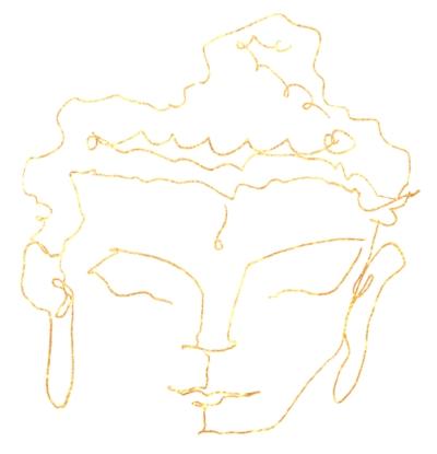 gold buddha face yoga toowoomba begginner.jpg
