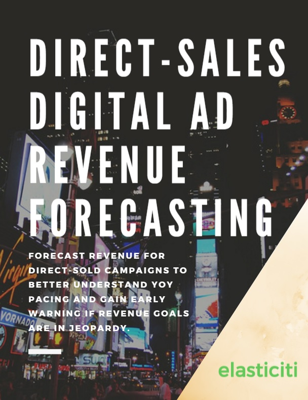 Direct-Sales Digital Ad Revenue Forecasting