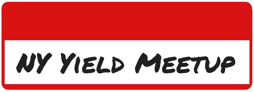 NY Yield Meetup #1