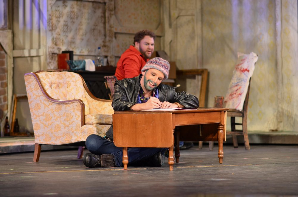 La bohème . Directed by Scott Susong.