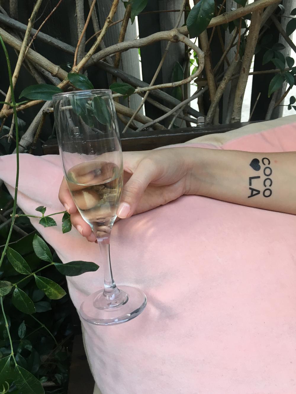 Mel Ronnie Chanel I Love Coco Loves LA
