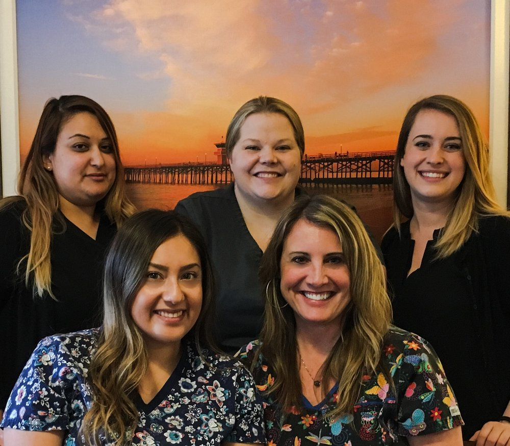 seal beach podiatry staff