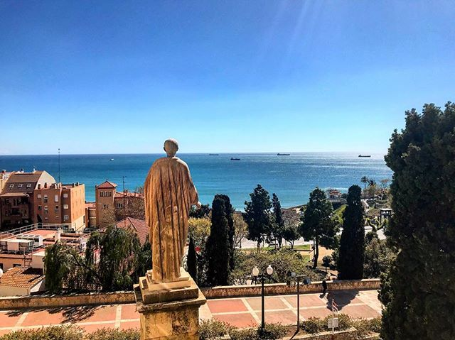 #fbf to our trip to Catalonia earlier this month. One of the most beautiful places in the world at this time of year. Apparently even the Romans agree.  #tarragona #catalonia #roman