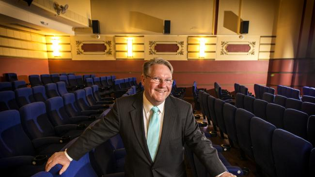Demand.film chief executive David Doepel. Picture: Ross Swanborough Source, The Australian