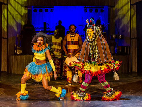 CIRQUE AFRICA 9th + 30th SEPT  CIRCUS TENT - SYDNEY PARK, ST PETERS