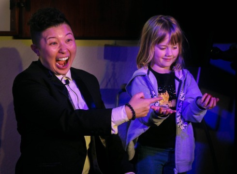 MAGIC SHOW - WHY KIDS ARE SMARTER THAN ADULTS!   29TH + 30TH SEPT  Dance Hub PACT