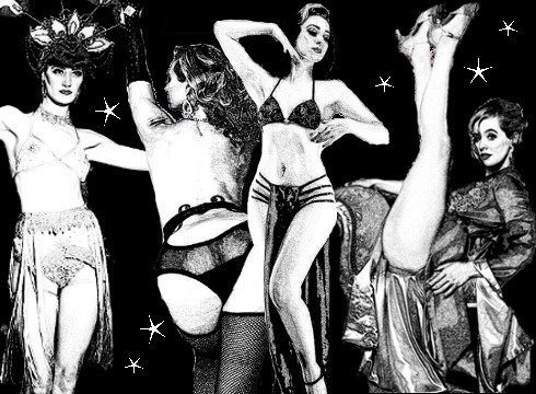 UP LATE AND UNCUT: BURLESQUE MUSEUM 1ST SEPT