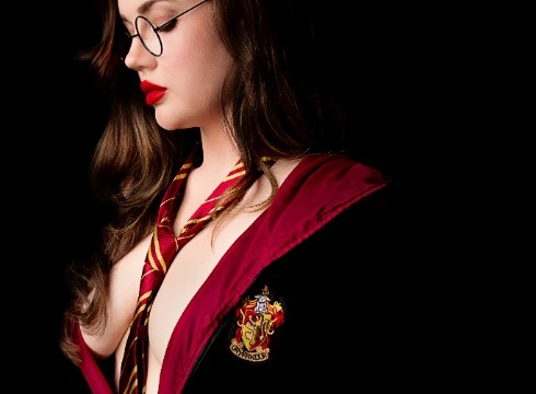 THE PHILOSOPHER'S STRIP, A HARRY POTTER BURLESQUE CABARAVE   8TH SEPT