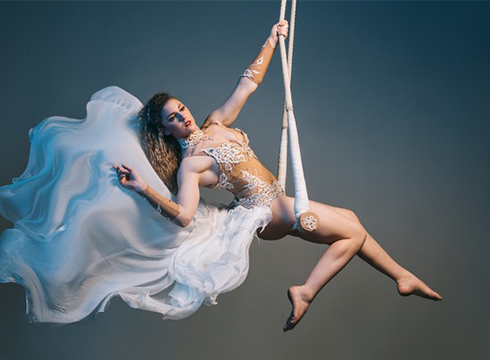 AERIAL PERFORMANCE WORKSHOP WITH ELLI HUBER  29TH SEPT