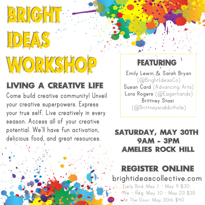 2015.04.30 Bright Ideas Workshop CLT 2x Paint