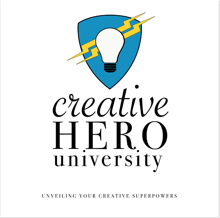 Welcome to Creative Hero University!