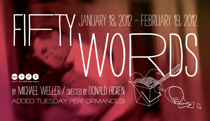 Fifty Words | Everyman Theatre