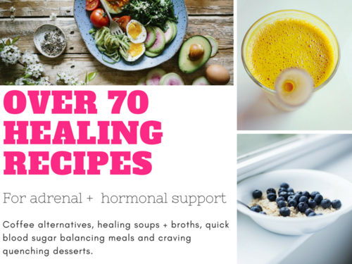 Adrenal recovery recipe e book adrenal recovery recipe e book forumfinder Image collections