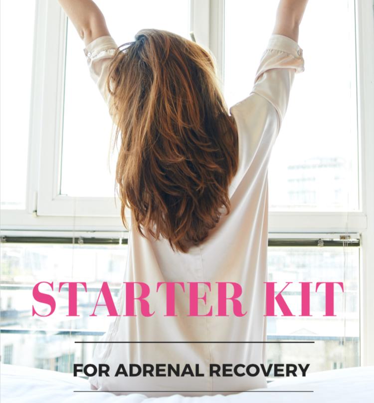 START HERE - The HYAF Recovery Starter Kit