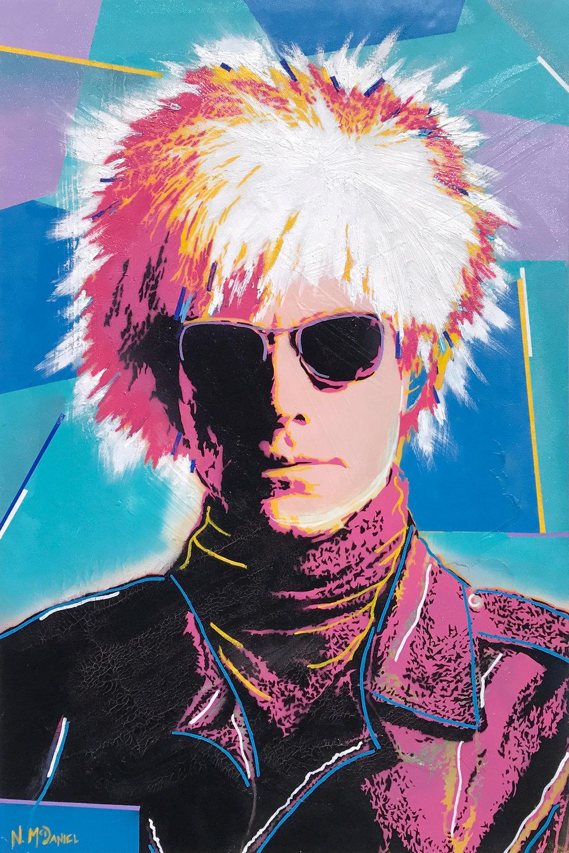 Iconic Warhol