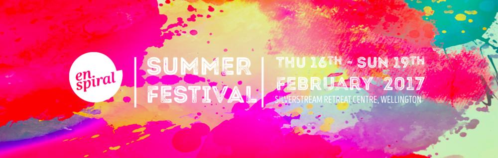 Enspiral SUmmerfest 2017