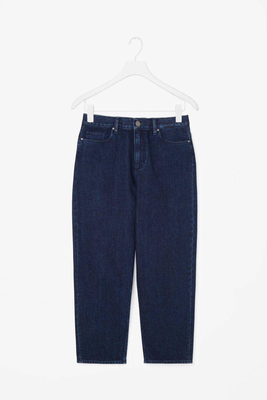 COS Straight Leg Crop Jeans