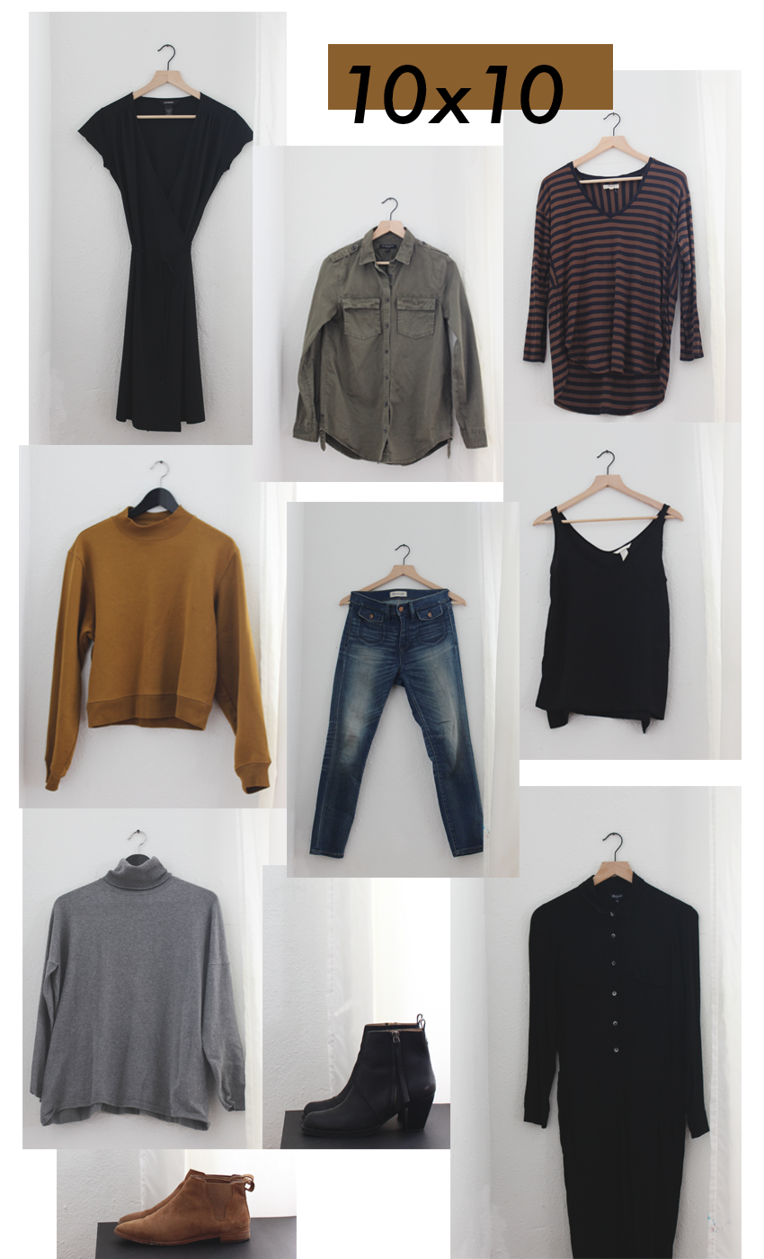hometohem 10x10 winter capsule collection grid