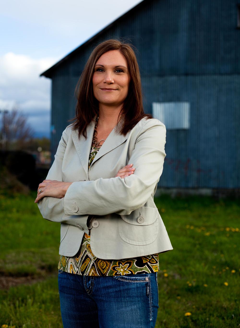 Becky Rude,Attorney