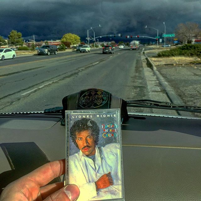 Thanks for the good times Prescott! Next stop, Flagstaff for a graduation night party at the Monte Vista! #dancingontheceiling #montevista #flagstaff #skabrewing #lionelrichie #vanlife #storm