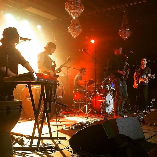 Thanks for having us @cervantesmasterpiece, until next time! See you next Saturday @taosmesabrewing! 📸: @livefreeinfo  #livemusic #cervantesmasterpiece #cervantes #denvermusic #saxophone