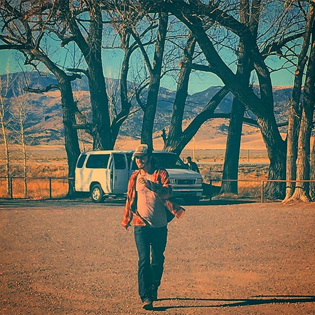 Just strolling on up to Denver to play with @thepamlicosound at @cervantesmasterpiece! Doors open at 8:00pm, see you there! #cervantes #cervantesmasterpiece #vanlife #van #roadtrip #livemusic