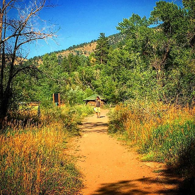 Really excited to be playing this afternoon in Buckley Park for the Happy Trails Festival! Come hang out, we go on at 4! #falltime #trail #musicfestival #fallfestival