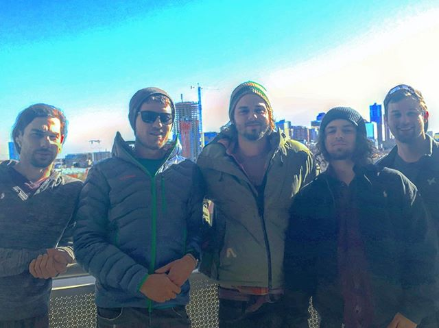 Great show at @cervantesmasterpiece last night with @thepamlicosound! Happy Thanksgiving everyone from our family to yours!