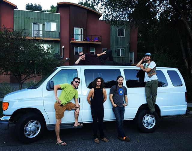 Guess who got a new tour van! #vanlife #newcar #upgrade #roadtrip