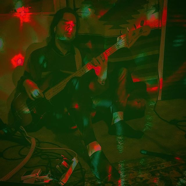 Getting all practiced up for our show this Wednesday at @cervantesmasterpiece with @thepamlicosound! #cervantesmasterpiece #cervantesdenver #cervantes #funk #reggae #livemusic #bass #bassplayer