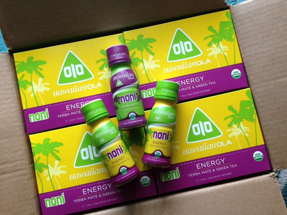 Support your body with a monthly noni care package!