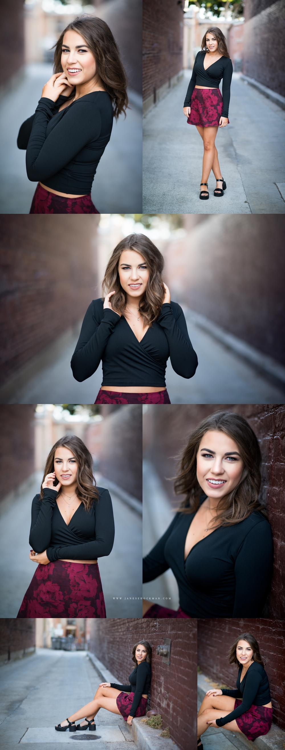 Holly | Janese Hockman Photography San Luis Obispo High School senior portraits California 3.jpg
