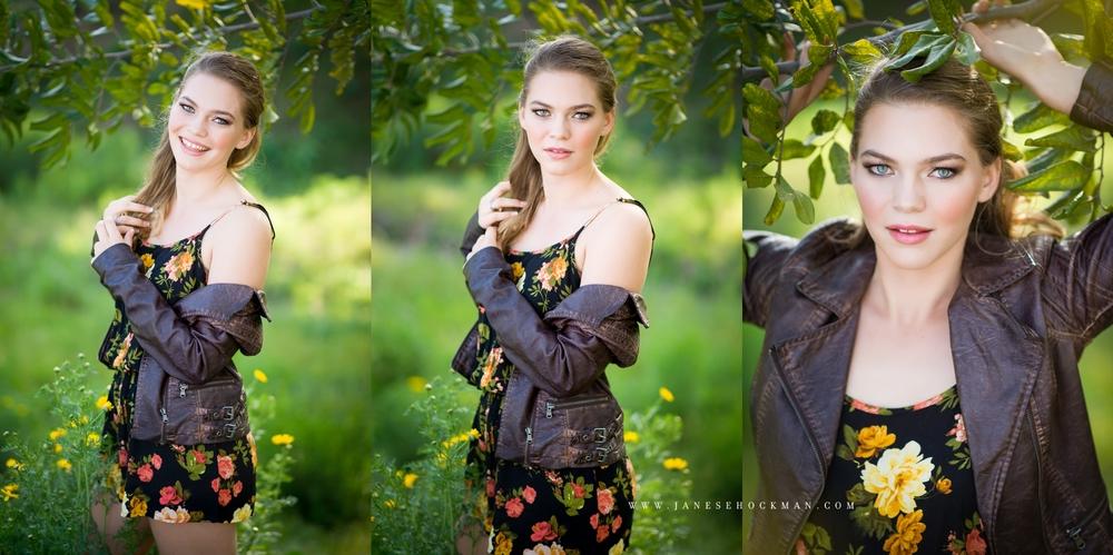 Holly | Janese Hockman Photography | San Luis Obispo, California | High School Senior Portraits | Huntington Beach 1.jpg