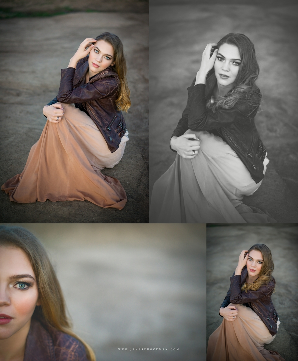 Holly | Janese Hockman Photography | San Luis Obispo, California | High School Senior Portraits | Huntington Beach 4.jpg