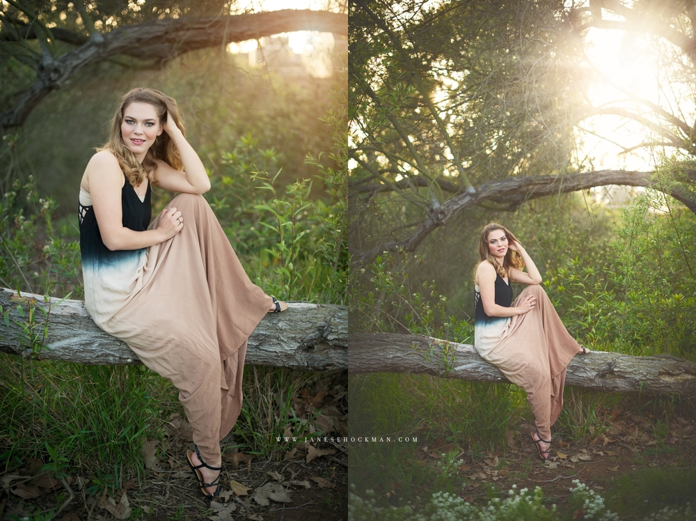 Holly | Janese Hockman Photography | San Luis Obispo, California | High School Senior Portraits | Huntington Beach 9.jpg