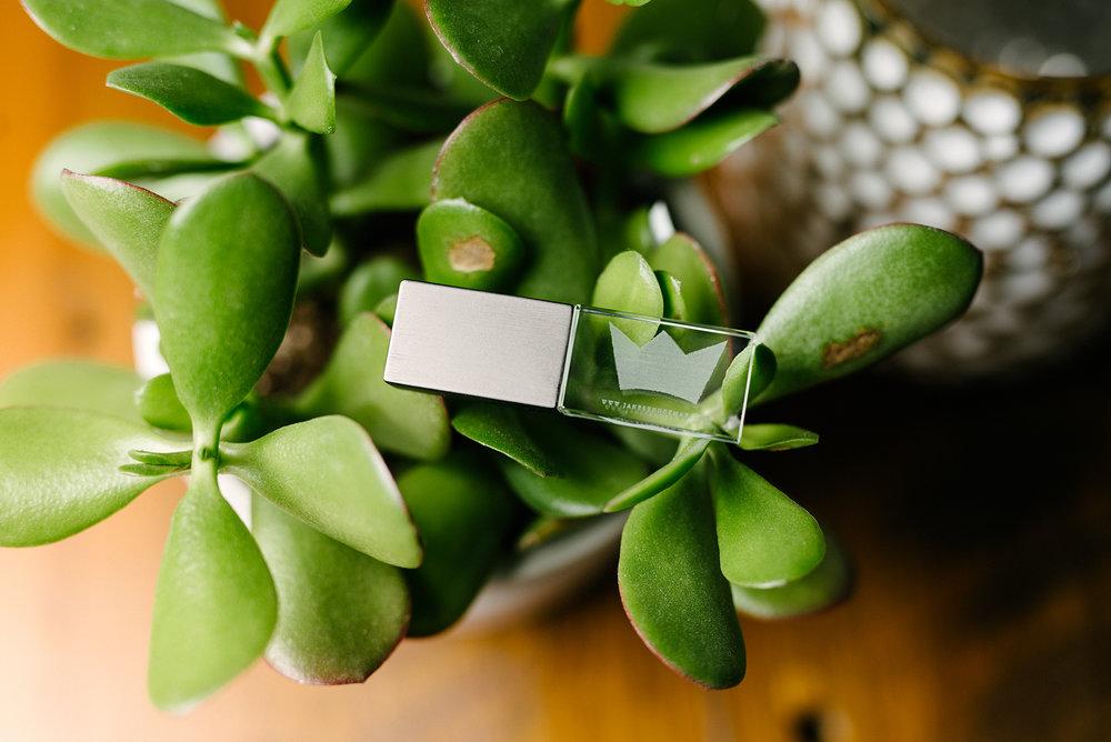 Crystal USB -