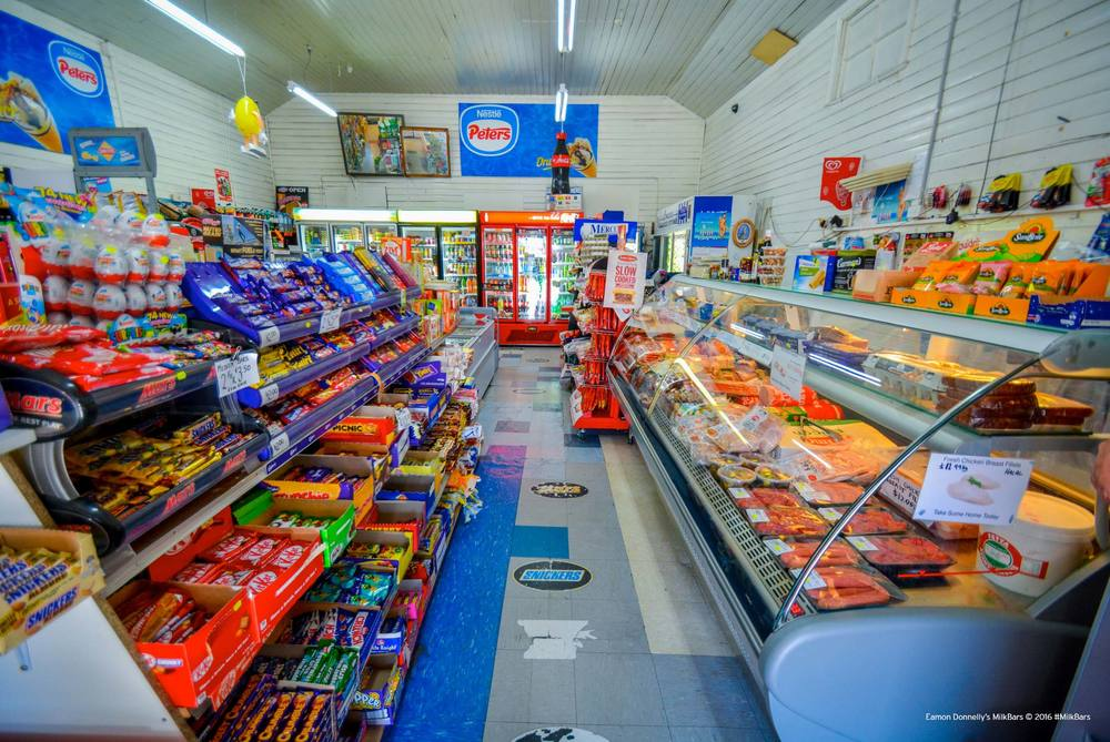 Louie's Corner Store, Wollongong, 2014. Photo: Eamon Donnelly