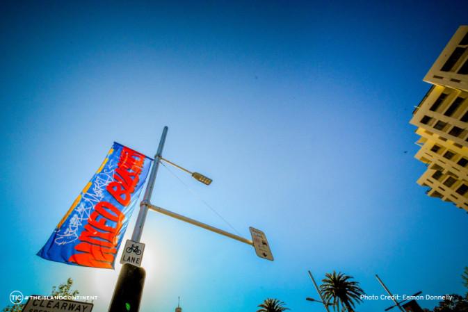 William Street Mixed Biz, Sydney. Art & About festival in 2014.