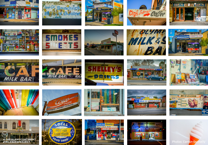 Milk Bars, Mixed Businesses and Corner Stores in NSW and Victoria from 2014. Photos: Eamon Donnelly