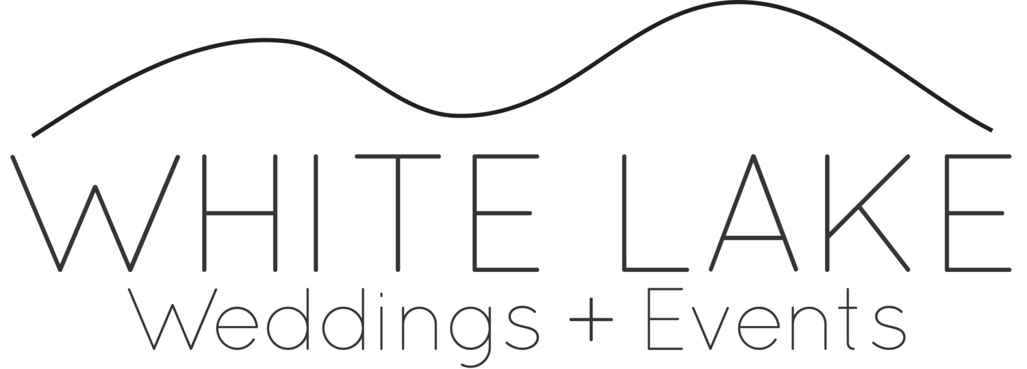 WHITE LAKE WEDDINGS + EVENTS
